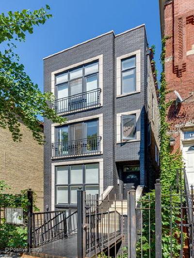 Condo/Townhouse Price Change: 1309 North Greenview Avenue #3