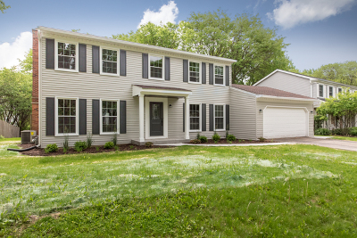 Single Family Home New: 904 Canonero Drive