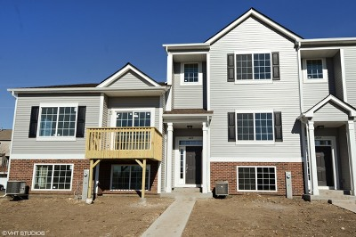 Kane County Condo/Townhouse New: 1427 Manning Avenue