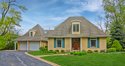 Highland Park Single Family Home New: 701 Ridge Road