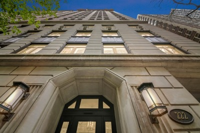 Streeterville, Gold Coast Galleria Condo/Townhouse For Sale: 222 East Chestnut Street #10B