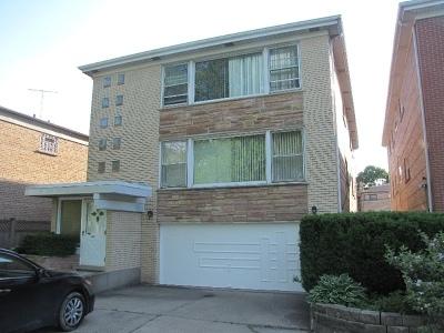Skokie Multi Family Home For Sale: 8420 McCormick Boulevard