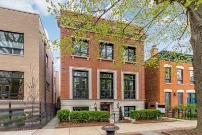 Chicago Single Family Home New: 2245 North Magnolia Avenue