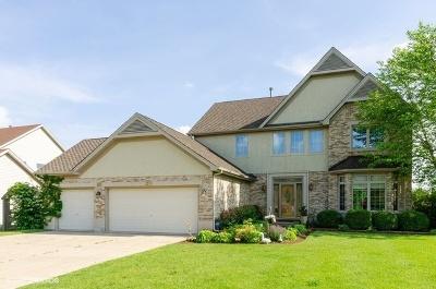 Hoffman Estates Single Family Home Price Change: 5375 Fox Path Lane