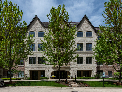 Lake Forest Condo/Townhouse New: 1800 Amberley Court #206