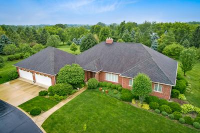 Elgin Single Family Home For Sale: 9n120 Cross Creek Court