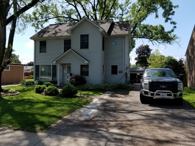 Northlake Single Family Home For Sale: 129 East Victoria Drive