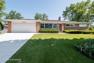 Glen Ellyn Single Family Home New: 23w282 Great Western Avenue