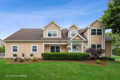 Crystal Lake Single Family Home New: 3814 Live Oak Road