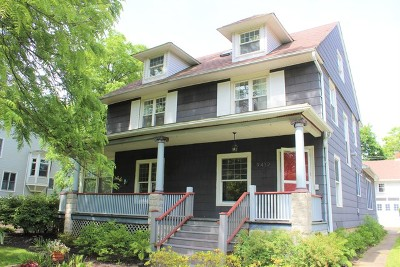 Chicago Single Family Home New: 9412 South Longwood Drive