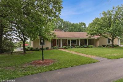 Kane County Single Family Home For Sale: 40w821 Denny Road