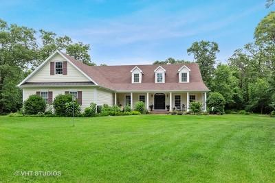 Wilmington Single Family Home For Sale: 23336 West Stevens Lane