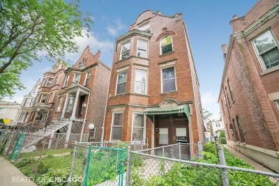 Multi Family Home Contingent: 2532 South Springfield Avenue