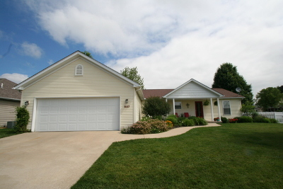 Mackinaw Single Family Home For Sale: 507 Coventry Lane