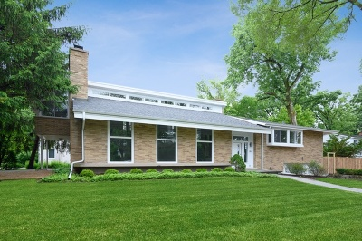 Winnetka Single Family Home New: 995 Grove Street