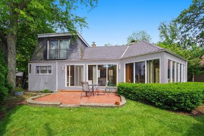 Wilmette Single Family Home New: 214 17th Street