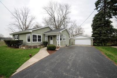 Kane County Single Family Home New: 1481 Reckinger Road