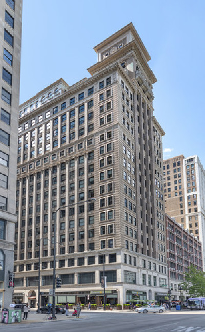 Chicago Condo/Townhouse New: 6 North Michigan Avenue #1804