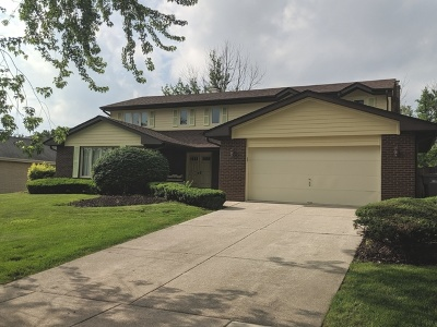 Orland Park Single Family Home New: 8228 Legend Lane