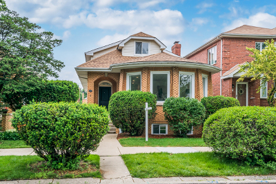 Chicago Single Family Home New: 6322 North Leroy Avenue