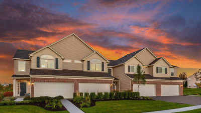 Kane County Condo/Townhouse New: 1664 Carlstedt Drive