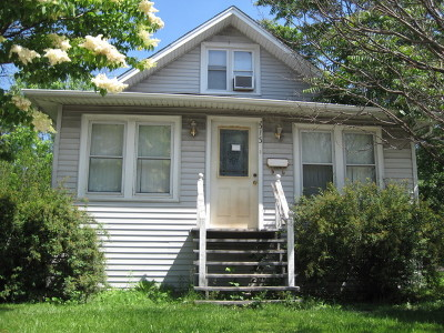 Elmhurst Single Family Home For Sale: 313 West North Avenue