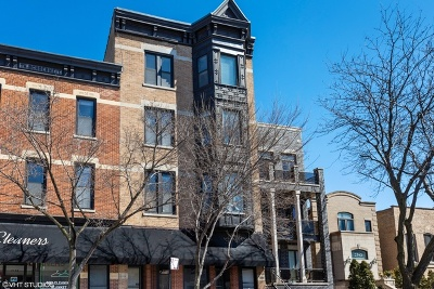 Chicago Condo/Townhouse New: 2151 North Southport Avenue #3A