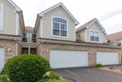 Orland Park Condo/Townhouse New: 9731 Hillcrest Circle