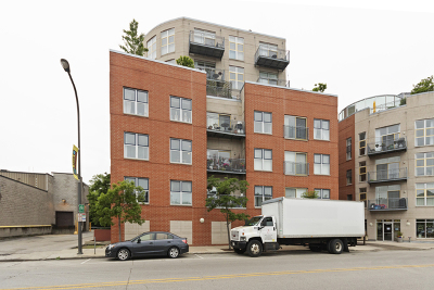 Evanston Condo/Townhouse New: 1210 Chicago Avenue #606