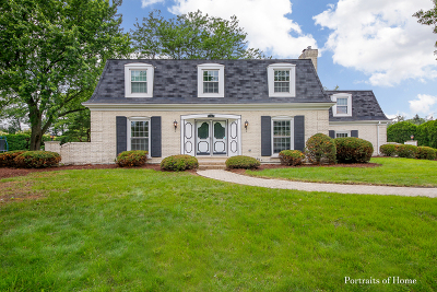 Oak Brook Single Family Home New: 9 Kingston Drive