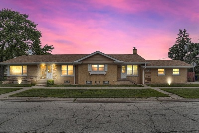 Oak Lawn Single Family Home New: 9151 South 55th Court