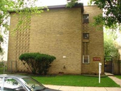 Chicago Condo/Townhouse New: 7420 North Winchester Avenue #1D