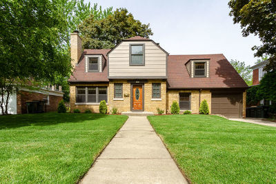 Lincolnwood Single Family Home New: 6838 North Knox Avenue