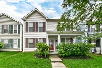 Aurora Single Family Home New: 1637 Victoria Park Circle