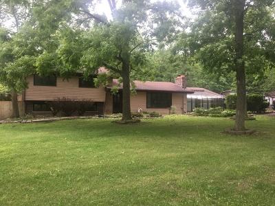 Homer Glen Single Family Home New: 14438 West 167th Street