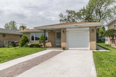 Niles Single Family Home New: 8722 North Ozark Avenue
