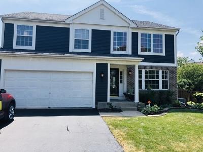 Aurora Single Family Home New: 2445 Albany Court