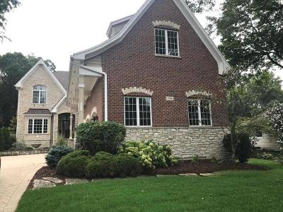 Downers Grove IL Single Family Home New: $1,150,000