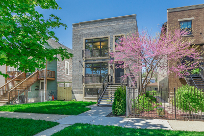 Chicago Single Family Home New: 4332 North Monticello Avenue