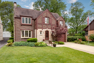 Glen Ellyn Single Family Home New: 469 Arlington Avenue