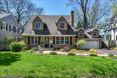 Downers Grove IL Single Family Home New: $689,900
