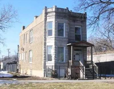 Chicago Multi Family Home New: 1014 South Independence Boulevard