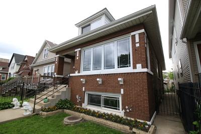 Chicago Single Family Home New: 5135 South Sacramento Avenue