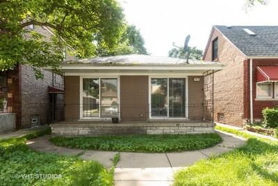 Chicago Single Family Home New: 8944 South Jeffery Boulevard