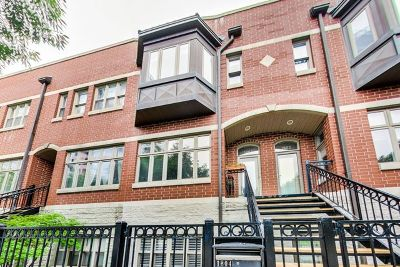 Chicago Condo/Townhouse New: 1804 South Calumet Avenue
