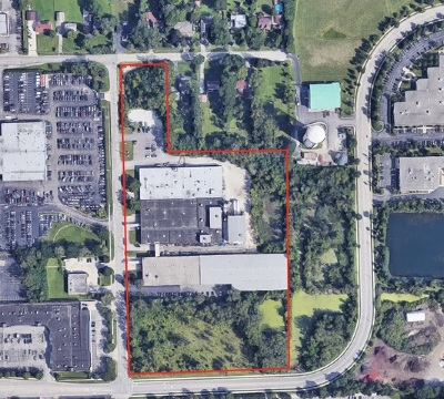 Willowbrook Commercial For Sale: 7409 South Quincy Street