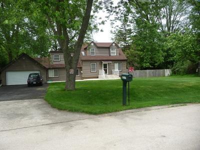 Roselle Single Family Home New: 6n628 Thorn Road