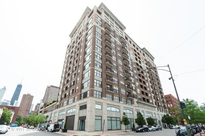 Chicago Condo/Townhouse New: 849 North Franklin Street #1216