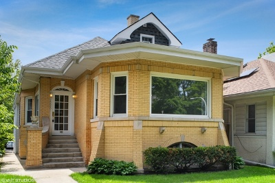 Chicago Single Family Home New: 2225 West Lunt Avenue