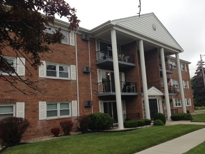 Oak Lawn Condo/Townhouse New: 4410 West 111th Street #201
